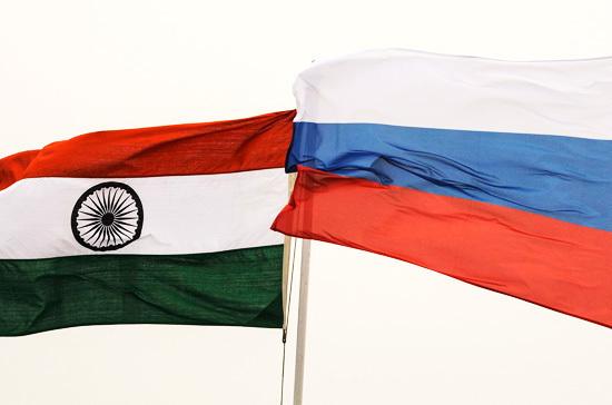 Спикер нижней палаты парламента Индии посетит Москву в ноябре