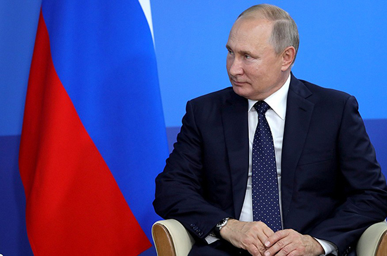 Путин осудил антиукраинскую риторику на российском телевидении