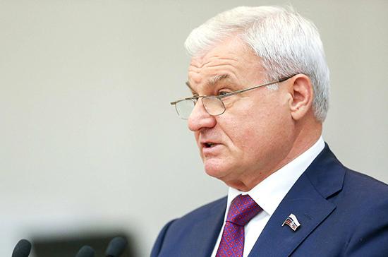 Плотников оценил работу Госдумы над программой комплексного развития села