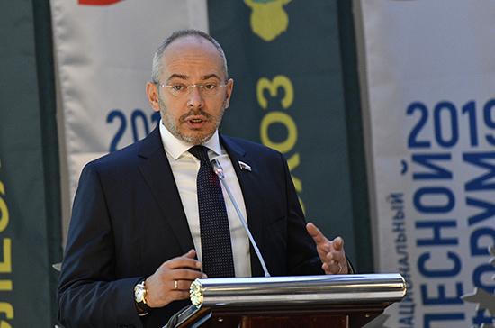 Парламентские слушания по профилактике стихийных бедствий состоятся в начале ноября, сообщил Николаев