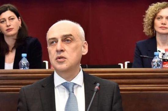 МИД Грузии выступил за возобновление авиаполётов из России