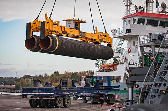 Новак оценил шансы на прокладку «Северного потока — 2» в водах Дании