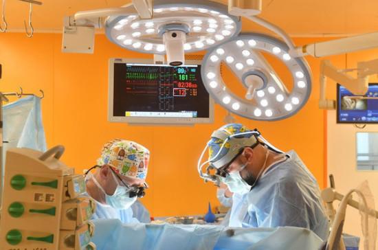 В Санкт-Петербурге проведут уникальные хирургические операции
