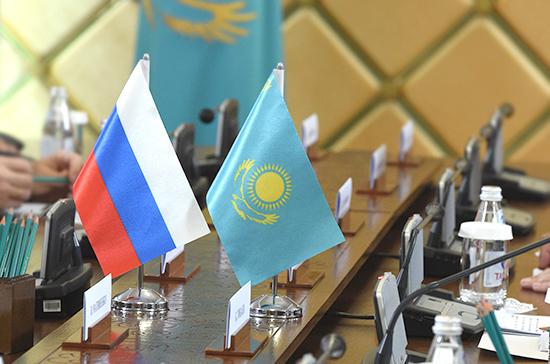 МИД: Россия и Казахстан обсудили вопросы демаркации государственной границы
