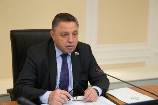Вячеслав Тимченко рассказал о рабочей поездке в Грозный