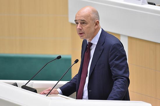 Силуанов предложил составить перечень профессий для самозанятых