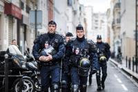 Напавшим на полицейских в Париже оказался глухой программист