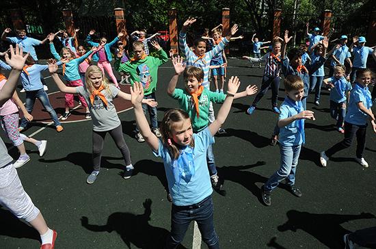 Комитет Совфеда по федеративному устройству поддержал закон о реестре детских лагерей
