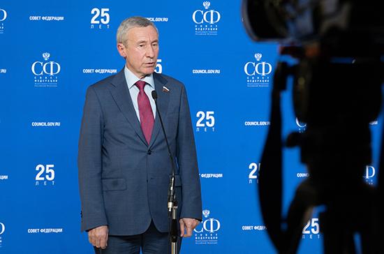 Совфед обратится в Генпрокуратуру РФ, сообщил Климов