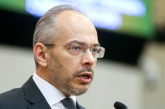 Николаев отметил важность проекта об уравнивании членов ЖСК с обманутыми дольщиками