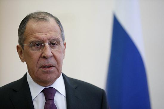 Лавров: Россия намерена наращивать контакты с Иракским Курдистаном