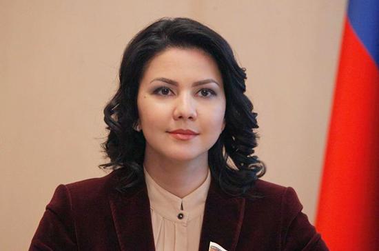 Юмашева рассказала на Совете Думы об инциденте в США
