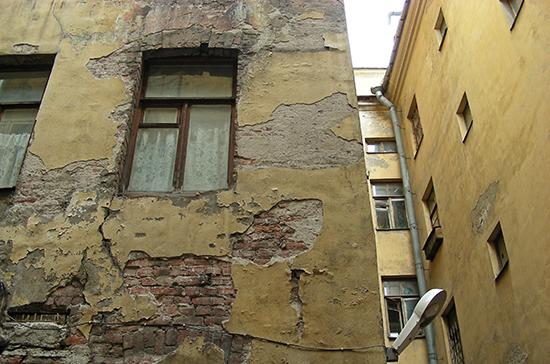 Пахомов разъяснил проект о новых механизмах переселения граждан из аварийного жилья