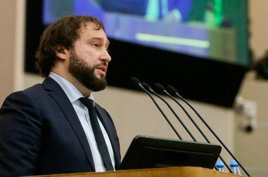 Горелкин: значимые российские интернет-компании должны получать преференции от государства