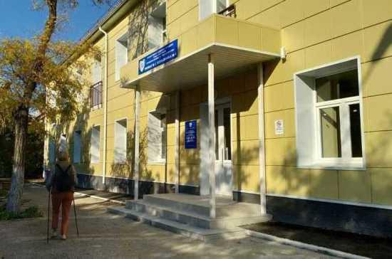 В Севастополе после ремонта открылась поликлиника на улице Супруна