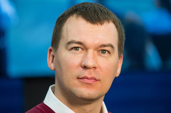 Дегтярёв рассказал президенту о планах по запуску программы «земский тренер»
