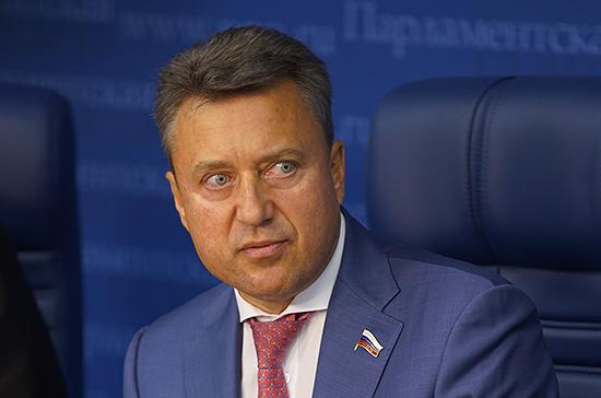 Выборный выразил соболезнования в связи со смертью Леонова