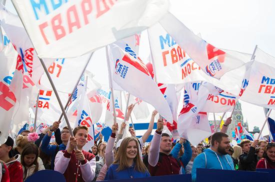 Молодогвардейцы проведут митинг в знак протеста против отказа Эстонии во въезде активистам