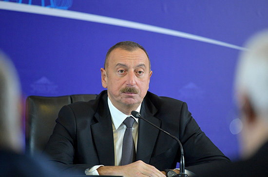 Президент Азербайджана утвердил договор о сотрудничестве с Россией в сфере труда и соцзащиты