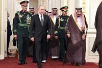 Москва и Эр-Рияд договорились о сотрудничестве в сфере энергетики и космоса