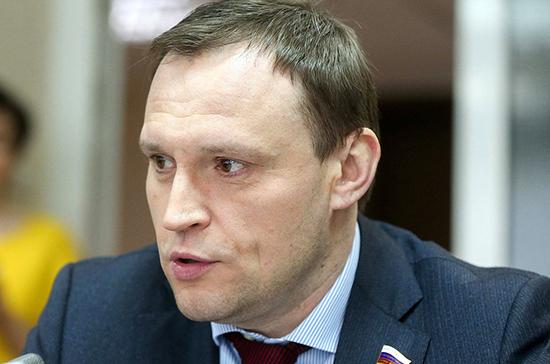 Пахомов: отзыв кабмина на законопроект о единой квитанции за ЖКУ поступит через несколько недель