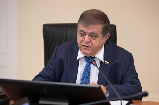 Санкции США не нанесут Турции никакого урона, считает Джабаров