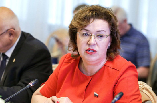 Епифанова прокомментировала проект об адаптации сайтов государственных СМИ для слабовидящих