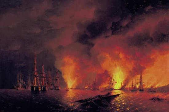 166 лет назад началась Крымская война
