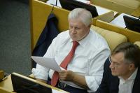 «Справедливая Россия» внесёт в Госдуму проект о частичной отмене моратория на смертную казнь