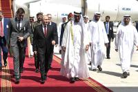 Владимир Путин прибыл с государственным визитом в ОАЭ