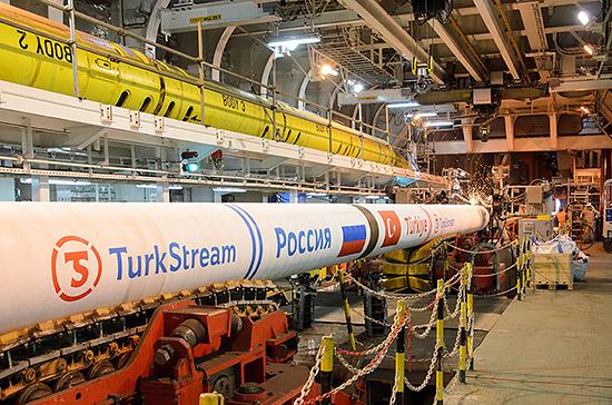 Эксперт назвал два преимущества участия Сербии в проекте «Турецкий поток»