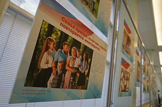 В Госдуме открылась выставка в память вице-спикера Госдумы VI созыва Людмилы Швецовой