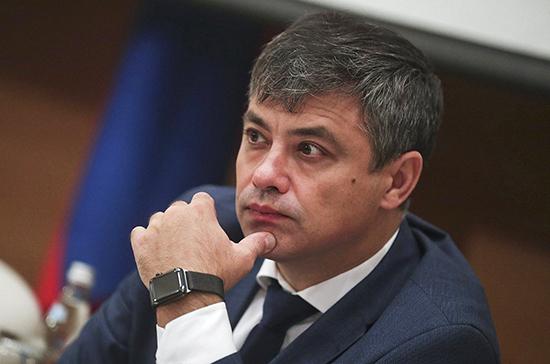 Морозов рассказал о значении законопроекта о детском питании