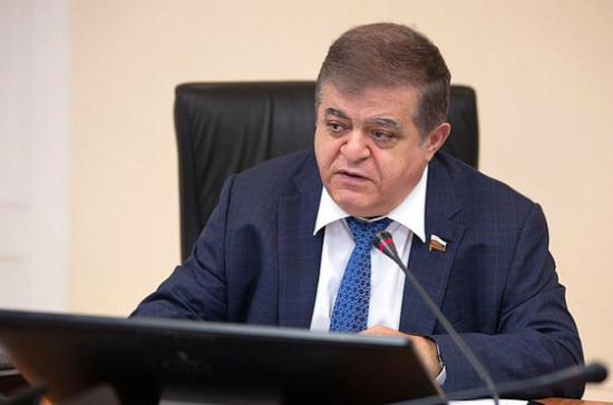 Джабаров: комиссия по нарушению прав в ходе военных конфликтов используется как «дубинка» против РФ