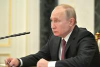 Путин предложил отозвать заявление СССР о признании комиссии в рамках Женевских конвенций