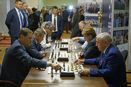 Третьяк: Парламентские игры объединяют депутатов всех стран