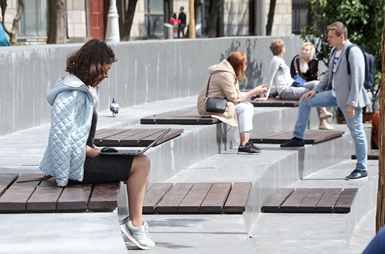 Минстрой сообщил о создании почти 8 тысяч общественных пространств в рамках нацпроекта
