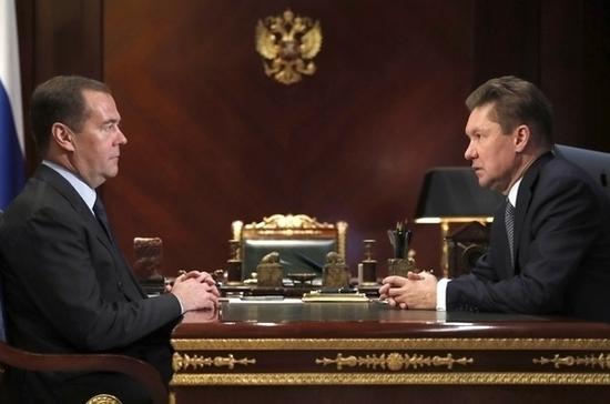 Миллер рассказал об условиях для заключения нового газового контракта с Украиной