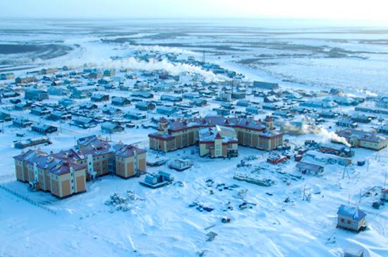 Минэкономразвития подготовило обновлённый перечень районов Крайнего Севера