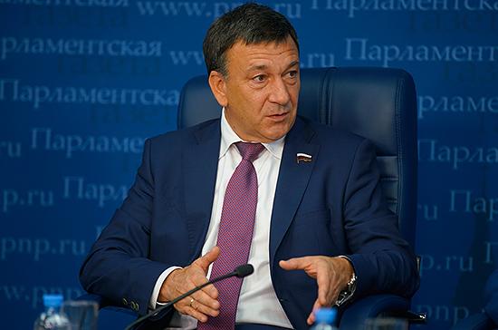 Афонский подчеркнул значимость Международных парламентских игр
