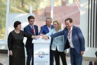 Тимофеева приняла участие в открытии ставропольских «Точек кипения»