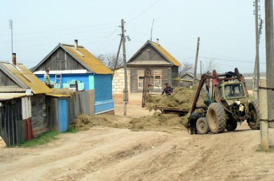 В бюджете 2020-2022 будут увеличены расходы на развитие сельских территорий