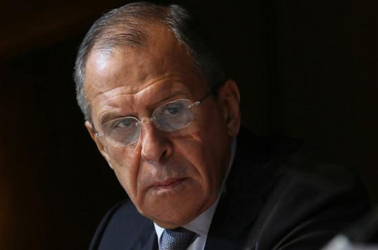 Лавров: Россия поддержит изменение Аданского соглашения при решении Турции и Сирии