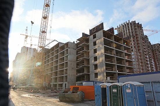 Глава Минстроя заявил о росте объёмов ввода жилья в России