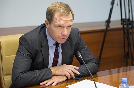 Кутепов призвал разработать концепцию учёта всех информационных систем о земле