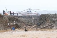 Спасатели нашли семерых выживших при прорыве дамбы в Красноярском крае