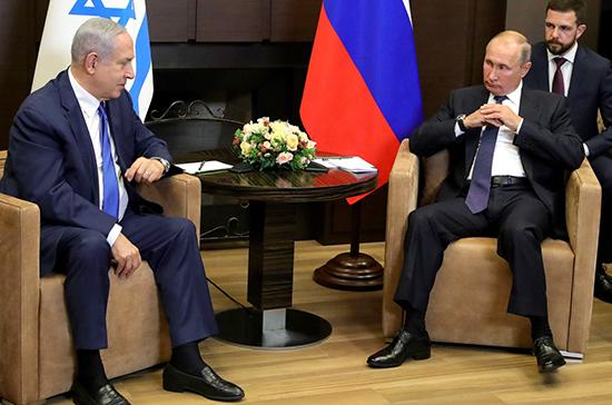 Путин и Нетаньяху обсудили возможность помилования осуждённой в России израильтянки