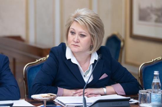 Гумерова: Томская область нацелена на развитие в научно-образовательной и культурной сферах