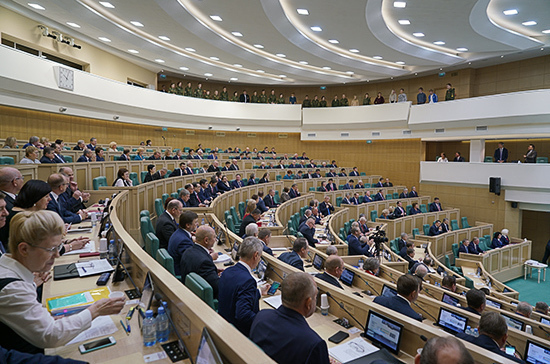 Сенаторы выразили соболезнования пострадавшим в результате трагедии в Красноярском крае