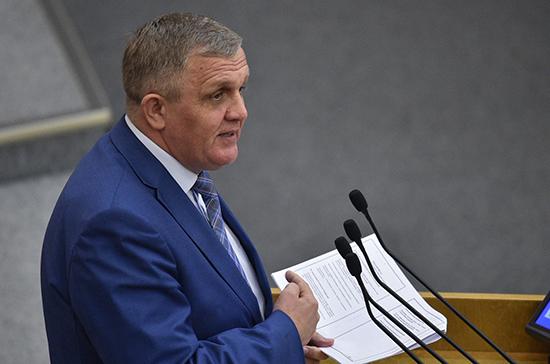 Коломейцев: Госдума рассмотрит на пленарном заседании 4 вопроса по «бюджетному пакету»